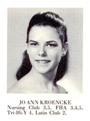 Joann Kroencke (Brown)