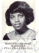 Martha Magruder (Scott)